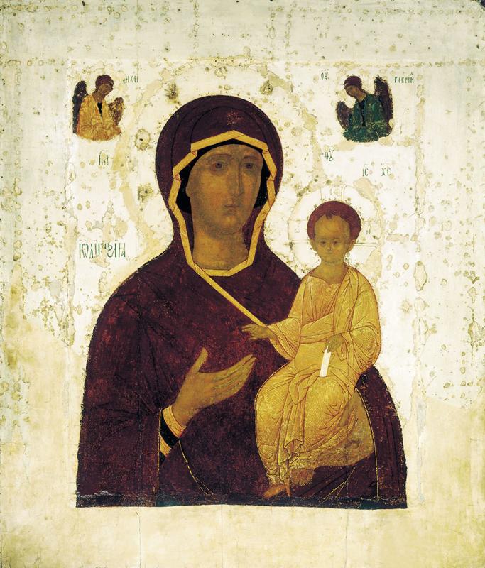 Смоленская икона Божией Матери. Дионисий