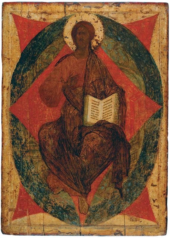 чин Троицкого собора Троице Сергиевой лавры Спаситель - Иконописная мастерская