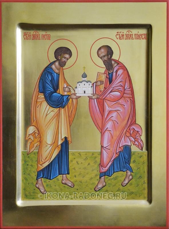 Петр и Павел. Апостолы