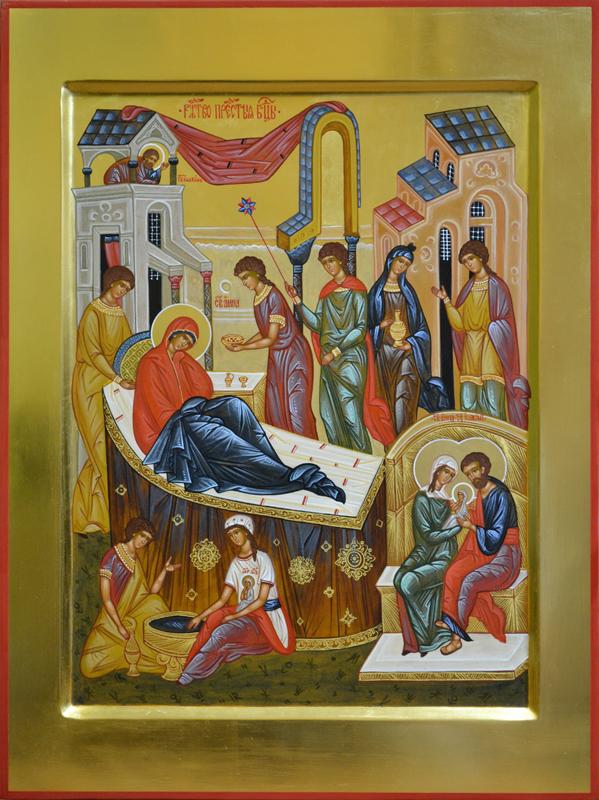 Иконописная мастерская в Москве