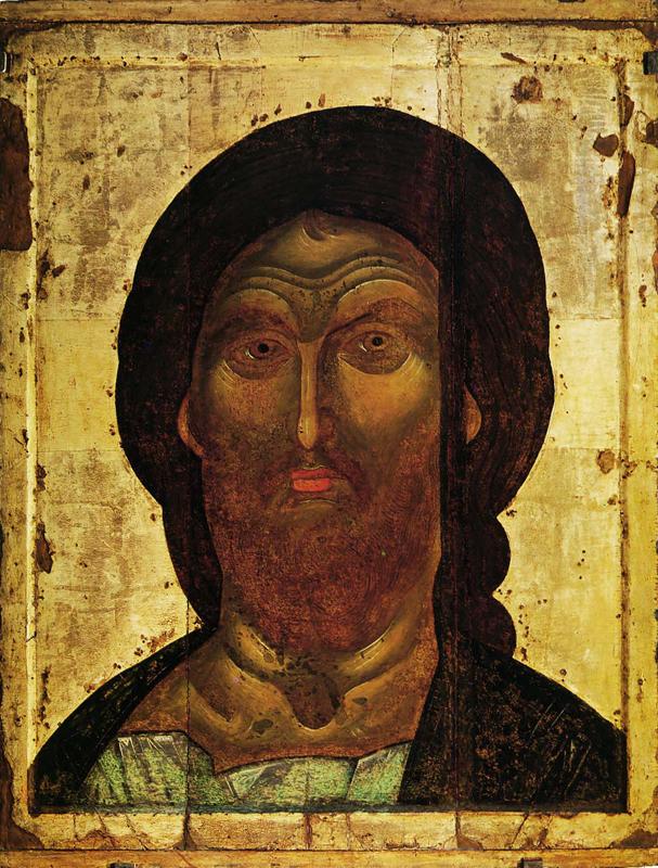 Икона Спас Ярое Око из иконостаса Московского Кремля