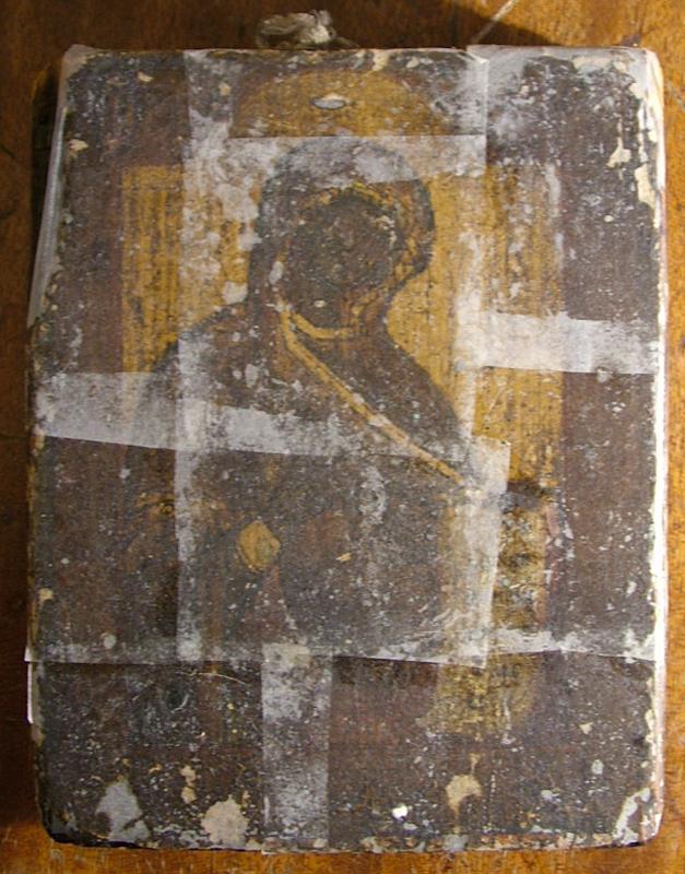 DSCF2265 - Икона Богородицы (Реставрация)