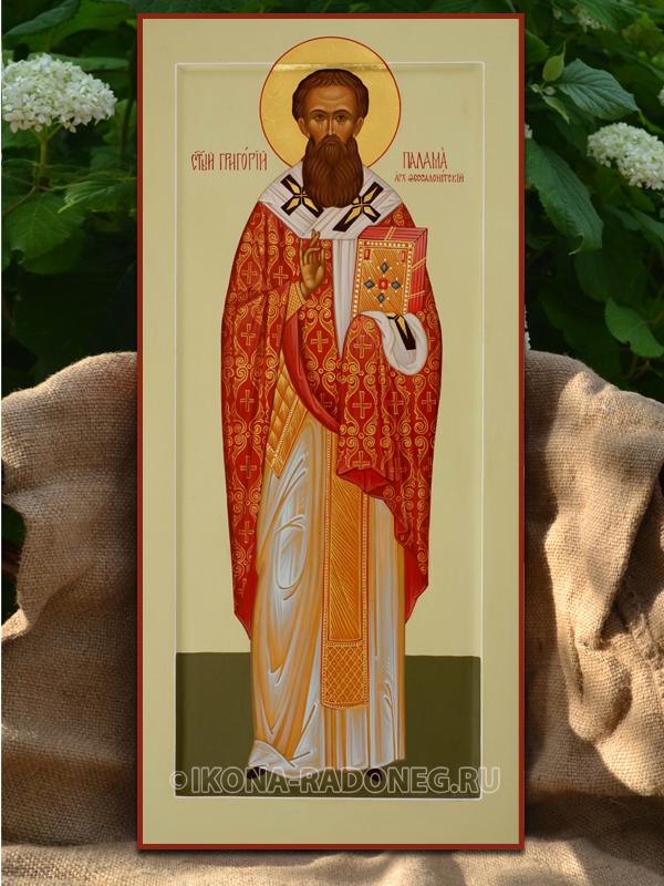 Икона Григория Паламы