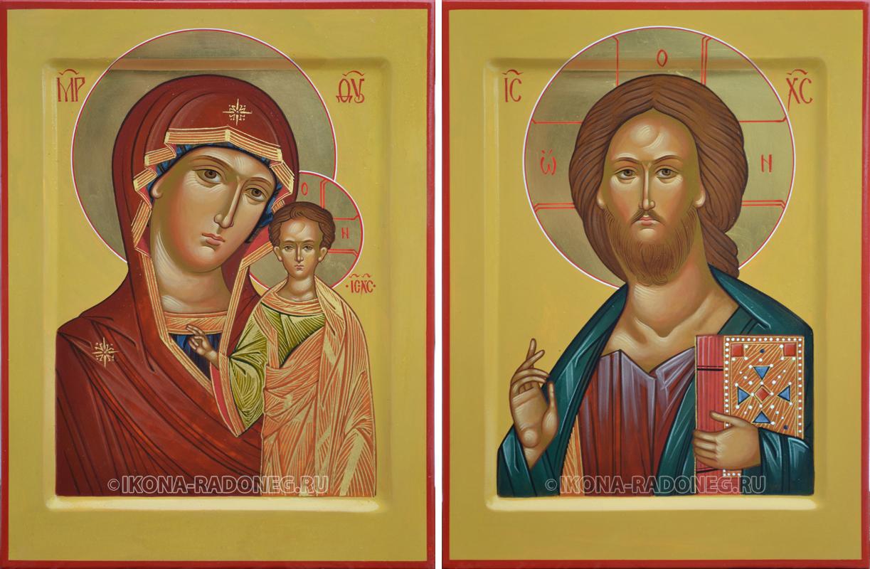 Венчальные иконы (обр.2)