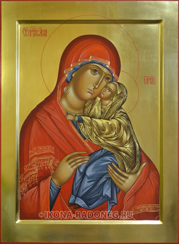 Анна с Младенцем Марией