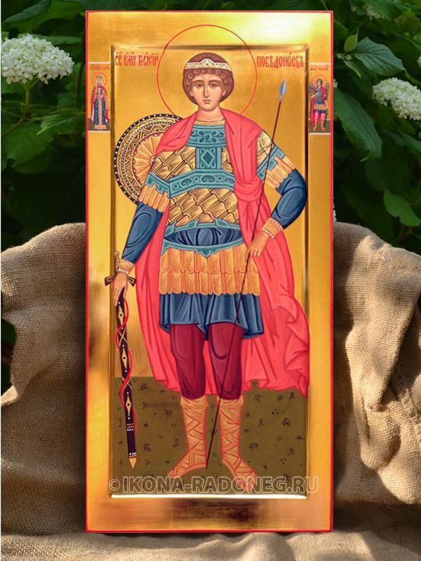 Георгий Победоносец (Ростовая икона)