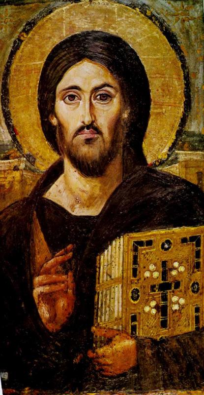 Икона Спасителя Чудотворные иконы - Православная икона