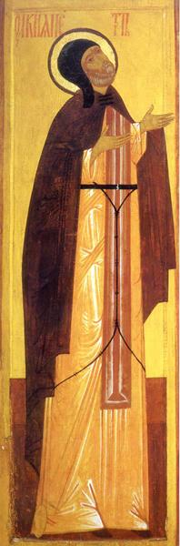 Икона Петра Муромского