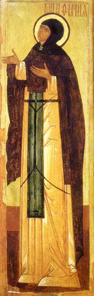 Икона Февронии Муромской
