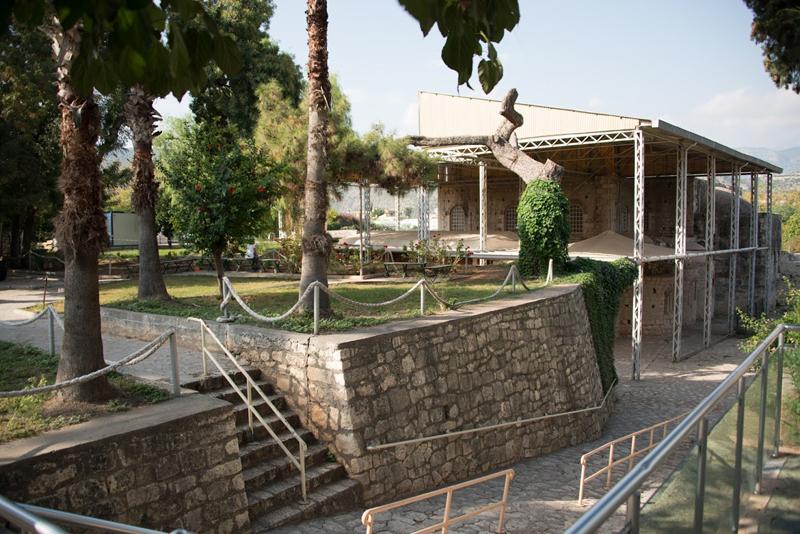 Храм св. Николая на его родине