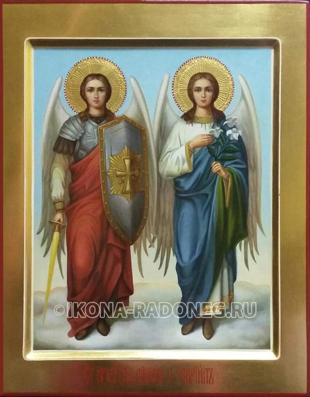 Собор Архангелов икона