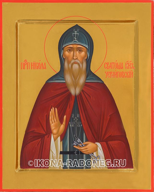 Никола Святоша икона