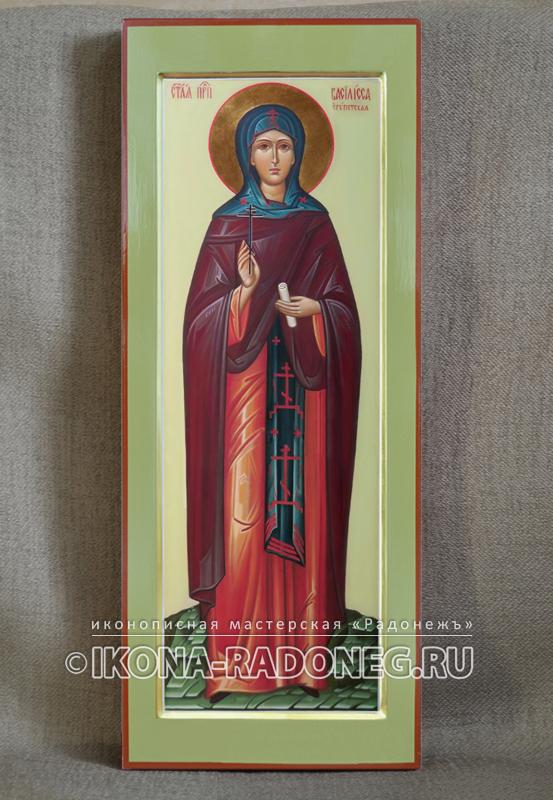 Икона Василисы Египетской
