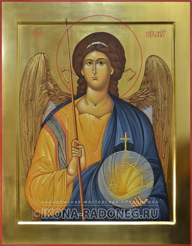 Икона Михаил Архангел (Византия)