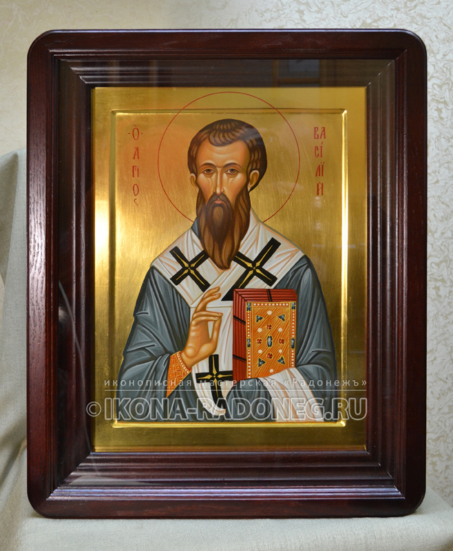 Икона Василия Великого