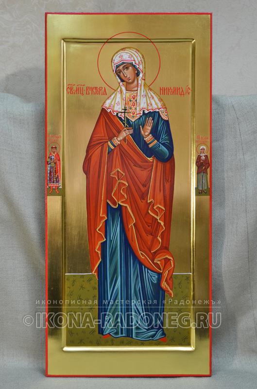 Икона Виктория Никомидийская