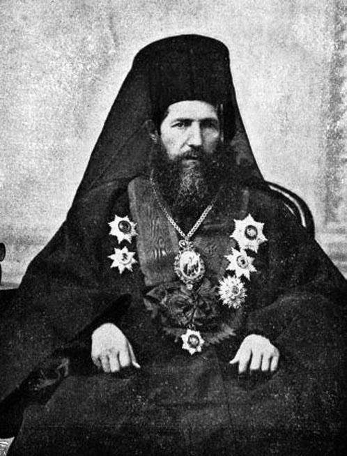 Фотография святителя Григория (Каллидис) митрополита Ираклийского и и Редестосского