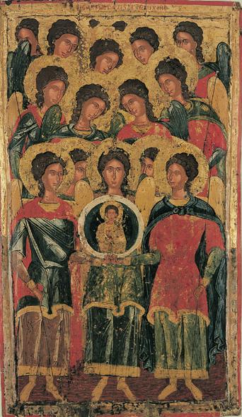 Собор Архангелов (Византия)