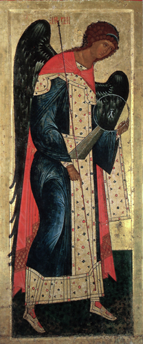икона Архангела Михаила (Русь)