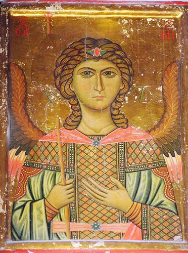 икона Архангела Михаила(Синай)