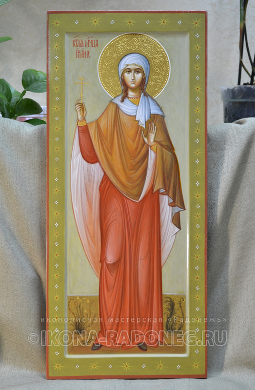 Икона святой Ирины Аквилейской