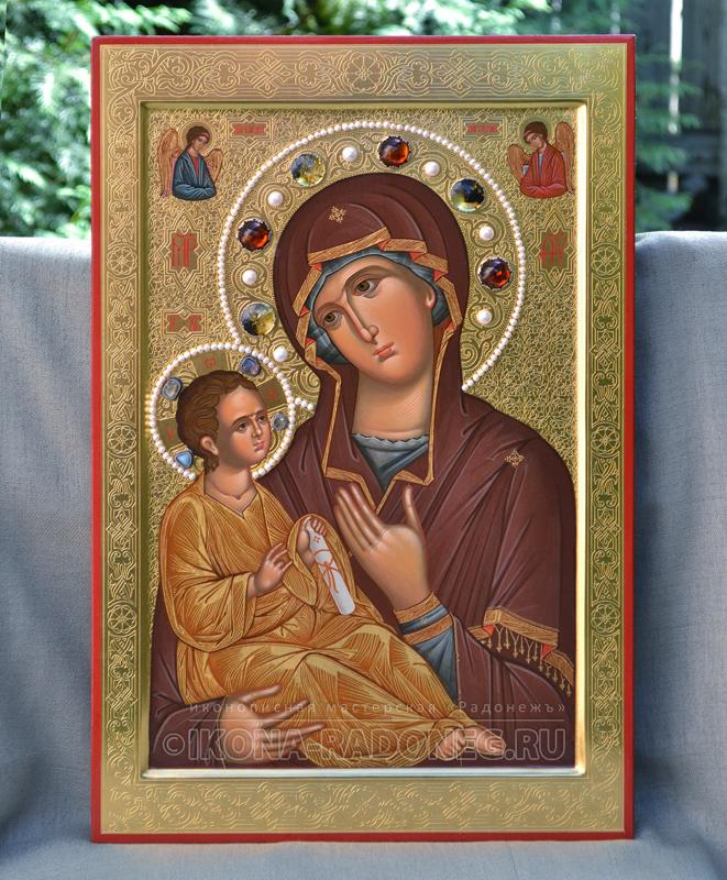 Икона Божией Матери - Одигитрия