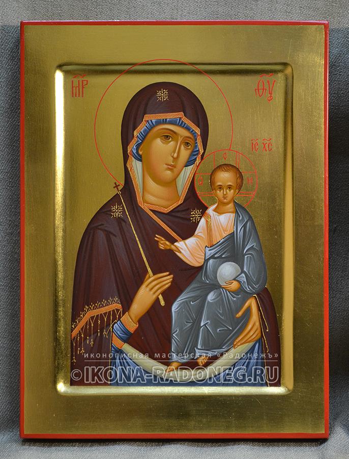 Икона Минская икона Божией Матери